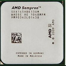 AMD SARGAS CPU Sempron 145 2.8GHZ/Socket AM2+/AM3