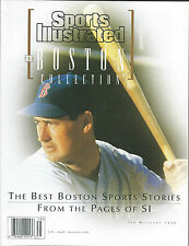 Sports Illustrated Boston Red Sox  Ted Williams  The Best Boston Sports Stories
