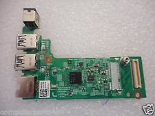 Dell Vostro 3350 USB 3 ports & DC-IN Power Board  48.4ID10.011 48.4ID02.011