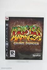 Southpeak Monster Madness: Grave Danger (A/CH) (PS3) - windowsvistaxp Spiel USK