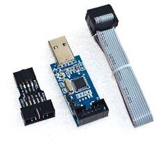 USBASP USBISP ISP Programmer Cable Adapter KK2.0 KK2.1 Atmel AVR ATMega ARDUINO