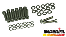 C20XE C20LET C20NE stainless steel sump bolt & washer kit 2.0 8v 16v turbo