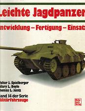 Leichte Jagdpanzer Jagd-Panzer Entwicklung Fertigung Einsatz Militärfahrzeuge 14