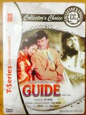 Guide - Dev Anand, Waheeda Rehman - Hindi Movie DVD ALL/0