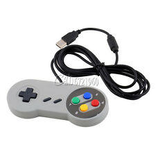USB Gamepad Super Controller Joypad For Famicom Nintendo SF SNES PC Windows