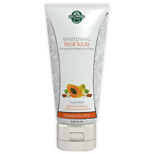 Hollywood Style Whitening Exfoliating Facial Scrub - Professional Cleansing Form