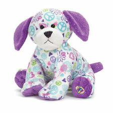 Webkinz PEACE OUT PUPPY HM693 NEW With  Sealed Code