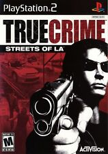 True Crime: Streets of L.A. - Playstation 2 Game Complete