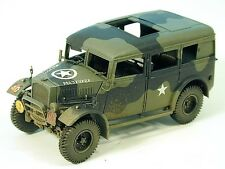 1/35th Accurate Armour British Humber FWD 4x4 Heavy Utility