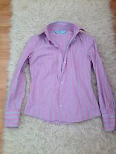 HAWES & CURTIS Semi Fitted Shirt, UK8/ EUR 36 - VGC