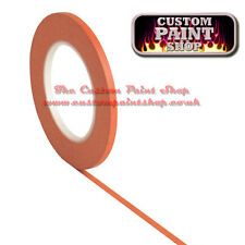 1mm Orange Vinyl Fine Line Masking Tape 55m