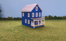 N Scale Laser Cut Farm House and Barn Kits