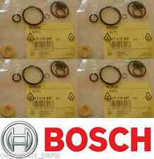 4X BOSCH DIESEL INJECTOR SEAL REPAIR KIT AUDI A3 A4 VW GOLF PASSAT SHARAN 1.9TDI