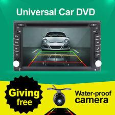 2 DIN DOPPEL AUTORADIO MIT GPS NAVIGATION NAVI BLUETOOTH TOUCHSCREEN DVD USB CAM