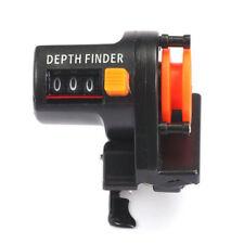 Fishing Depth Finder Line Gauge Counter F Fishing Rod Or Downrigger Fishing Tool