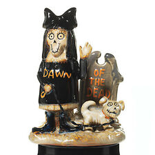 NEW Yankee Candle BONEY BUNCH  Dawn of the Dead Candle Jar Topper