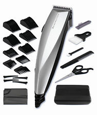 Remington 22 Piece Corded Haircut Kit Hair Cut Trimmer Clipper Groomer Barber
