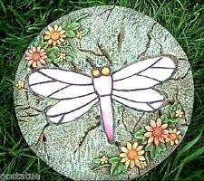 100 mil plastic dragonfly stepping stone mold L@@K 4000 molds in my ebay store