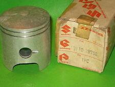 SUZUKI RM125-M TM125 1974-75 PISTON STD. SIZE OEM #12110-28762