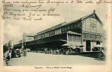 CPA   Toulouse - Place et Halles Victor-Hugo    (356807)