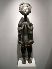 Fine Asante Ashanti Royal Maternity Figure From Ghana ~ MAGNIFICENT!!!