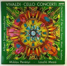 "12"" LP - Antonio Vivaldi - Cello Concertos - M626 - washed & cleaned"