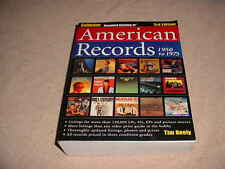 STANDARD CATALOG OF AMERICAN RECORDS 1950 to 1975   3rd ED.    2002