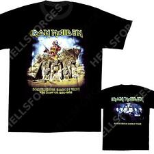 IRON MAIDEN T-SHIRT Somewhere Back... #4 L NEUF tee pwr