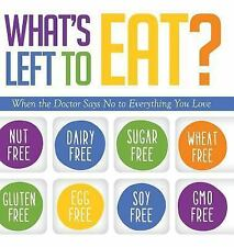 What's Left to Eat? (2016, Hardcover)