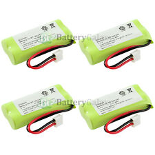 4 Cordless Home Phone Battery for Uniden BT-101 BT-1011