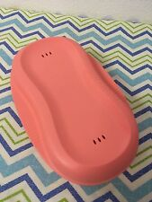 Tupperware Breakfast Maker Microwave Eggs Omelet 14oz New Coral