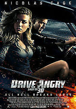 DRIVE ANGRY [1 DISC] NEW DVD