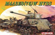 Dragon 7302 1/72 M4A3E8 (76)W HVSS SHERMAN TANK