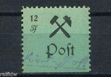 Lokalausgabe Großräschen 12 Pfg. Gebührenmarke 1945** Michel 25 IV (S6312)