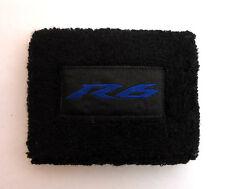 YAMAHA R6 BRAKE RESERVOIR SOCKS FLUID OIL COVER BLACK&BLUE MOTO GP SOCK 600 R 6