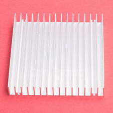Heat sink 100X100X18MM large Aluminum Radiator Cooling Fin For CPU IC LED Power