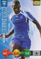 ADAMA COULIBALY # MALI AJ.AUXERRE CARD CARTE PANINI ADRENALYN FOOT 2010