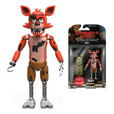 "5"" FOXY action figure FIVE NIGHTS AT FREDDY'S articulated SPRING TRAP part FUNKO"