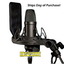 Rode NT1 KIT NT-1 Mic Recording Bundle Pack SHIPS DAY OF PURCHASE! KILLER SOUND!