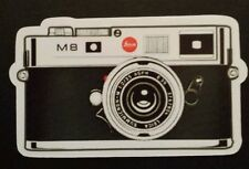 Classic camera Sticker laptop guitar tablet suitcase 429