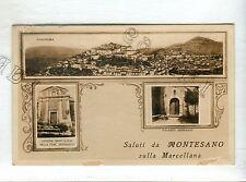 Salerno - Saluti da Montesano sulla Marcellana