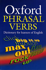 Oxford PHRASAL VERBS Dictionary for learners of English @NEW@ Paperback