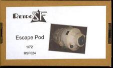 RetroKits Models 1/72 ESCAPE POD FROM STAR WARS EPISODE IV Resin Kit