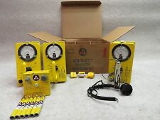 Civil Defense CD V-777 Radiation Detection Set with Original Box Geiger Counter!
