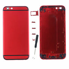Multicolor+Black Back Housing Battery Cover Frame For iPhone 6 4.7 repair parts