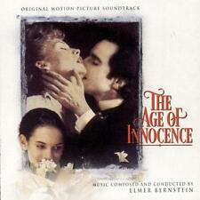 The Age of Innocence - original soundtrack - audio cassette tape
