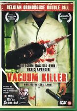 Vacuum Killer / Silence We're Shooting - Grindhouse Double Feature -