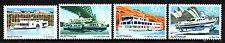 Australia Sc 696-99 Passenger Ferries 1979 VF MNH Set