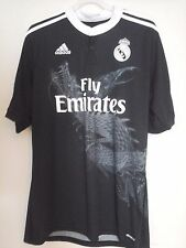 Real madrid 3rd football shirt 2014 yamamoto dragon.ronaldo bale modric