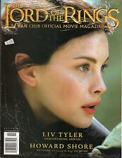 rivista cinema - THE LORD OF THE RINGS - Anno 2002 Numero 5